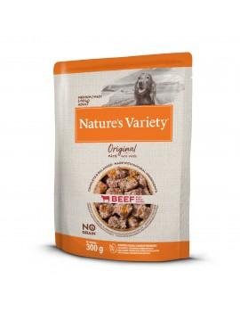 NATURE´S VARIETY Original No Grain Paté Medium/Maxi Buey 300g