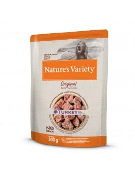 NATURE´S VARIETY Original No Grain Paté Medium/Maxi Pavo 300g