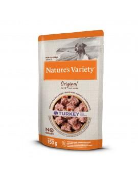 NATURE´S VARIETY Original No Grain Paté Mini Pavo 150g