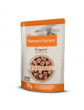NATURE´S VARIETY Original No Grain Paté Pollo 70g