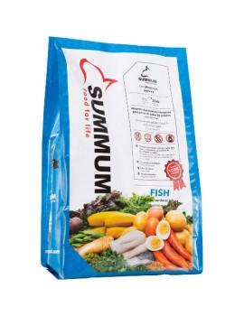 SUMMUM Fish 5 kg Alimento Deshidratado para Perros