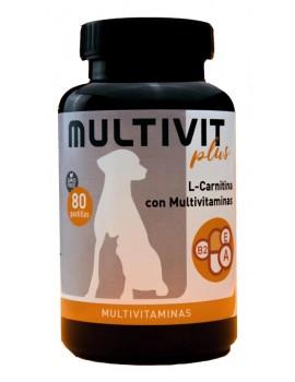 Multivit Plus 80 pastillas