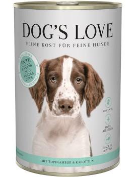 DOGS LOVE Hipoalergenico Pato 400Gr