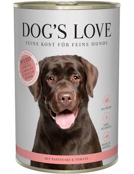 DOGS LOVE Hipoalergenico Caballo 400Gr