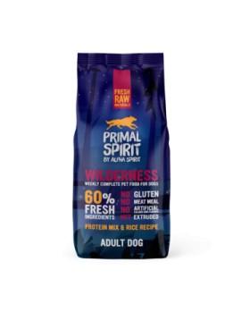 PRIMAL SPIRIT Wilderness 12 kilos Pienso para Perros by Alpha Spirit