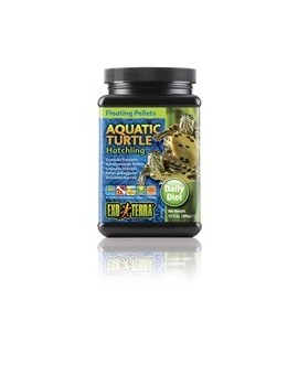 EXOTERRA ALIMENTO TORTUGA ACUATICA Hatching 300 Gr