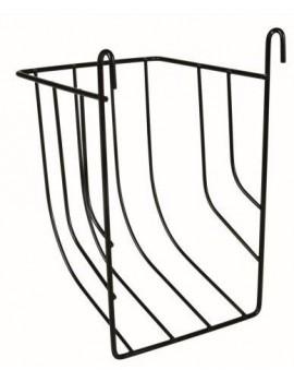 TRIXIE Porta heno metal lacado 20x18x12 cm