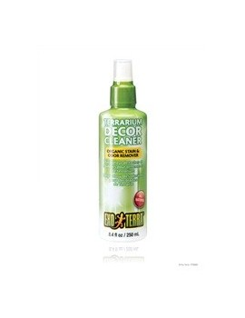 EXO TERRA DECOR CLEANING 250ml  (Elimina Olores)