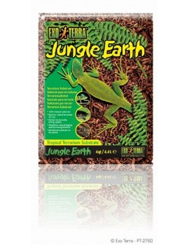 E.T SUSTRATO JUNGLE EARTH 4.4 LTS
