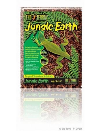 E.T SUSTRATO JUNGLE EARTH 4.4 LTS