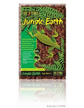 E.T SUSTRATO JUNGLE EARTH 8.8 LTS