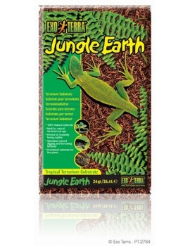 E.T SUSTRATO JUNGLE EARTH 26.4 LTS