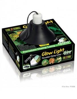 EXO TERRA GLOW LIGHT (LAMPARA)25 CMS DIÁMETRO