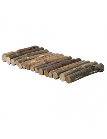 L.W LOGS MADERA FLEXIBLE 10 X 21 CM