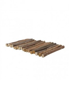 L. W LOGS MADERA FLEXIBLE 29.4 X 48 CM