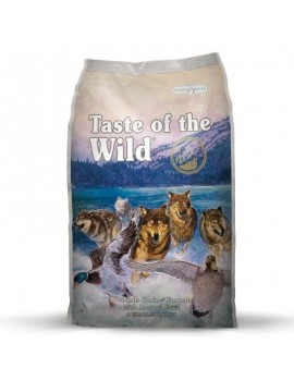 TASTE OF THE WILD Wetlands 12,2 kg con Pato