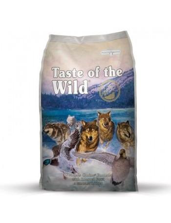 TASTE OF THE WILD Wetlands 12,2 kg con Pato