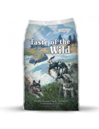 TASTE OF THE WILD Puppy Pacific Stream 12,2 kg con Salmón