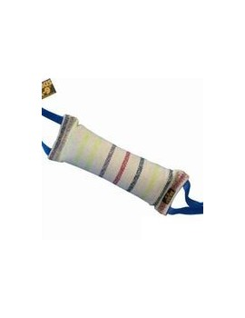 Mordedor Tela francesa 45x5 cm costura interior - 2 asas