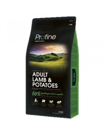 PROFINE ADULT LAMB 15 KG