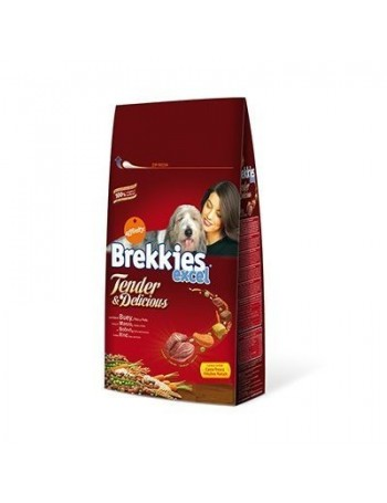 BREKKIES EXCEL Tender & Delicious Buey 7,5Kg