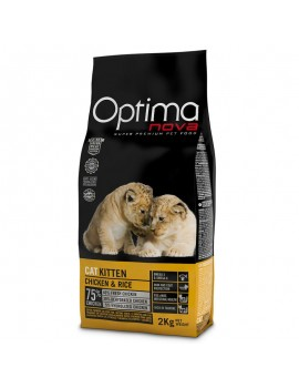 OPTIMA NOVA CAT KITTEN 2 KILOS