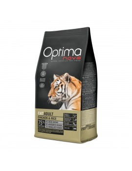 TIENDA ANIMALIA OPTIMA NOVA GATO POLLO Y ARROZ