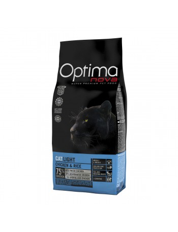 TIENDA ANIMALIA OPTIMA NOVA GATO LIGHT