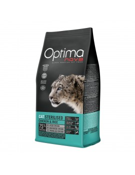 TIENDA ANIMALIA OPTIMA NOVA GATO ADULT STERILISED