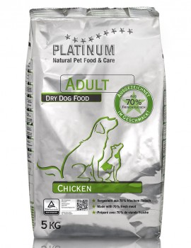 PLATINUM NATURAL POLLO Y ARROZ 5 KG