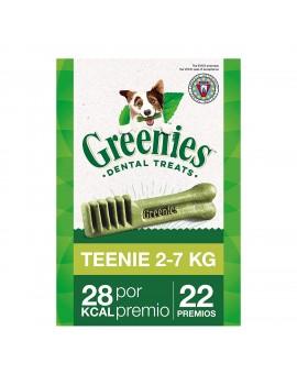 GREENIES Hueso Dental Teenie 2-7 kg 170g