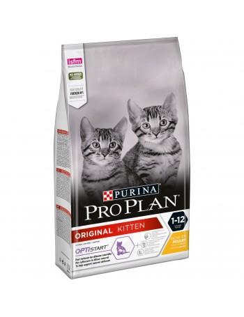 Kitten Pollo & Arroz 400g