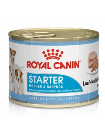 ROYAL CANIN Lata Starter Mouse 195g