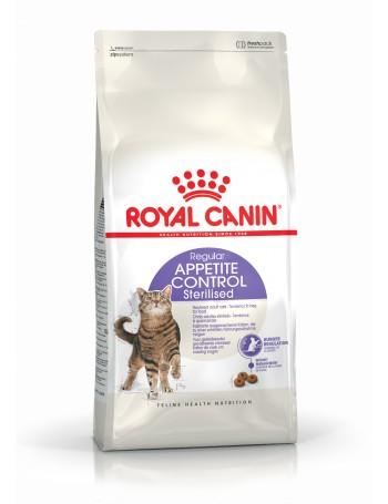 ROYAL CANIN Appetite Control Sterilised 2kg