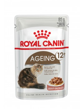 ROYAL CANIN Ageing +12 Gavy 85g