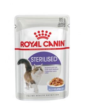 ROYAL CANIN Sterilized Jelly 85g
