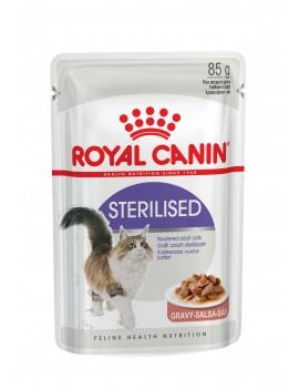 ROYAL CANIN Sterilised Gravy 85g