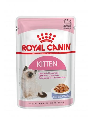 ROYAL CANIN Kitten Jelly 85g