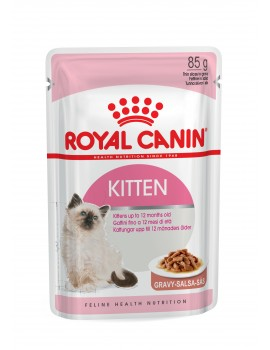 ROYAL CANIN Kitten Gravy 85g