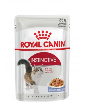 ROYAL CANIN Instinctive Jelly 85g