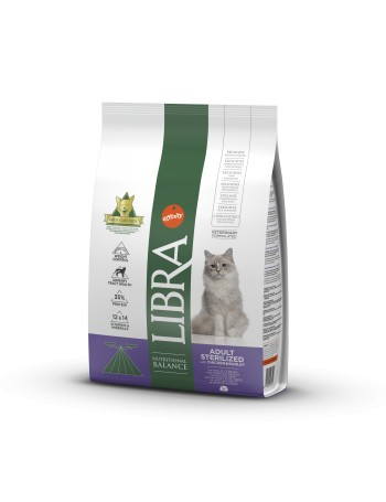LIBRA Cat Adulto Sterilized 3Kg