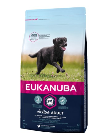EUKANUBA Active Adulto Large