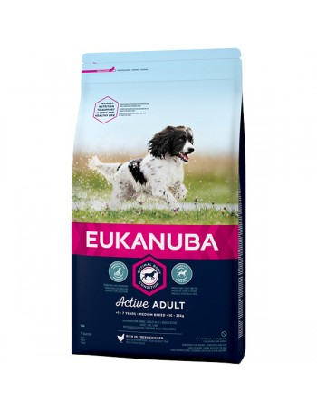 EUKANUBA Adulto Medium 3Kg