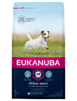 EUKANUBA Adulto Small 3Kg