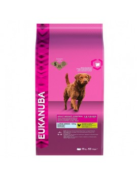 EUKANUBA Adult Large Breed Weight Control 3Kg