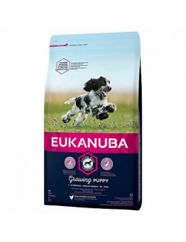 EUKANUBA Junior Medium 3Kg