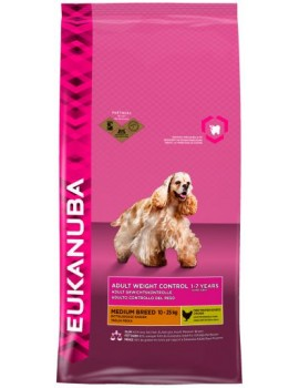 EUKANUBA Light Medium 12Kg