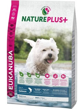 EUKANUBA NaturePlus Adulto Small Salmon 2,3kg