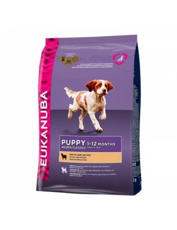 EUKANUBA Puppy Cordero 2,5Kg