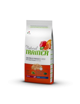 Natural Trainer Medium Adult 12Kg